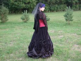 Gothic Bride 10 by Stocked-N-Loaded