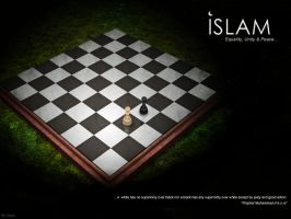 Islam and Peace by J-a-z-z-z