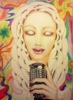 sing in color by tonez2