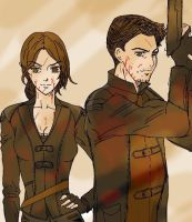 Hansel And Gretel Witch Hunters by Zenso-Kyoku