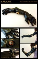 Cosplay Props 7: Augmented Arm by Nanaga