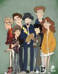 Starkid: The Goonies by naiubl
