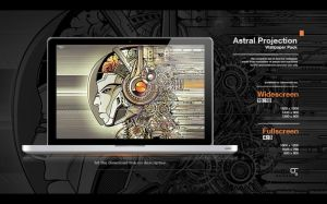 Astral Projection Wallpack by SubjektZero