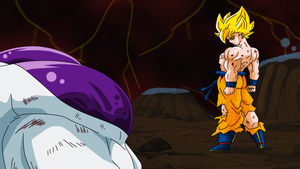 It's over Frieza by HayabusaSnake