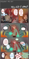 FREAKIN' ME OUT Ch. 1 pg. 1 by Usagiko-JOvi