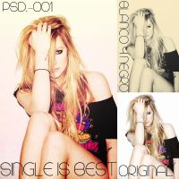PSD.-001 Single Is Best by SwaggNerd