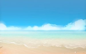 Indian Ocean Beach - Wallpaper by MiG-05