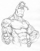 The Tick by ChrisOzFulton