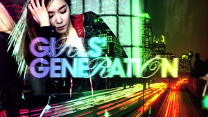 [SC] Tiffany - Flower Power MV by imawesomeee03