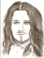 Tuomas Holopainen Revisited by Ebsie