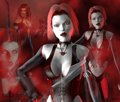 BloodRaYne by Cat32