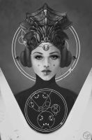 queenAmidala by DrewGourlay