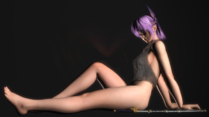 Ayane 4453 by lcmbrniftycomNWNS