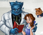 The beauty and the beasts by fra-gai
