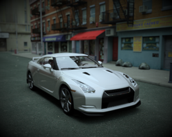 Nissan GTR V1.1 by sabrefresco