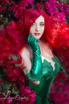 Poison Ivy cosplay III by Ashitaro