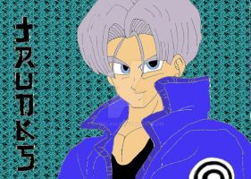 Trunks remake by LadyLaui