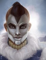Sokka by rooster82