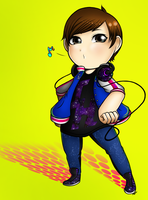 Chibi Me by Zungie
