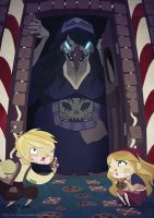Hansel and Gretel by tom-monster