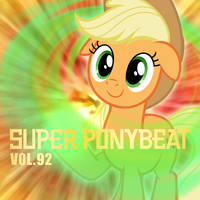 Super Ponybeat Vol. 092 Mock Cover by TheAuthorGl1m0