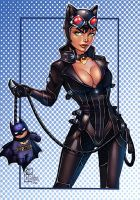 Catwoman by Gwendlg
