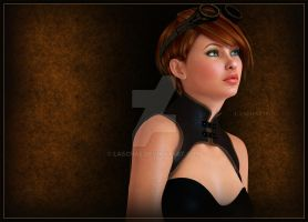 PHC Natural - Zephyrus hair 2 by Laschae