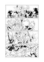 Camelot Chronicles 2 page 17 by alessandromicelli