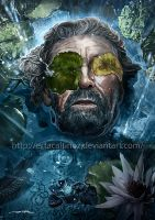 Brynden Tully by ertacaltinoz