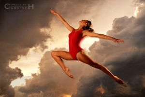 Dancer in the Sky n.2 by Carnisch