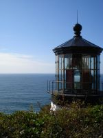 Tip of the Lighthouse by deoris