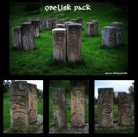 Obelisk Pack by SpaceVikingDude