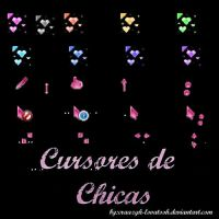 Girls Cursors by Craazyh-LovatooH