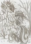 #75 Request - Don't you dare hurt her! by Anzu18