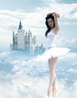 Castle on a Cloud. by caitlin-may
