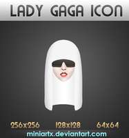Lady Gaga by Miniartx