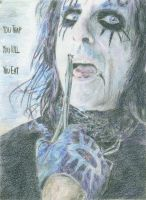 Alice Cooper by radarlove413