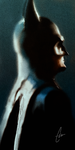 Tim Burton's Batman by chadlindall