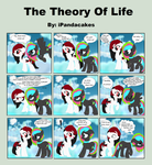 COMIC: The Theory Of Life by iPandacakes