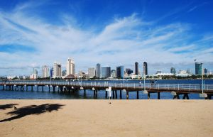297. Downtown San Diego by rzgrc