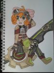 Steam Punk Penny RWBY by animenyancat
