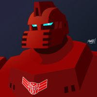 Daily Sketch 38 - Warpath by SeanRM