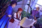 Akatsuki no Yona: Anime Hak 2 by J-JoCosplay
