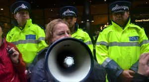Sue Bradford by DougNZ