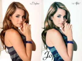 Jojo - After and Before by moonwound