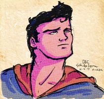 DSC golden age superman by therealarien