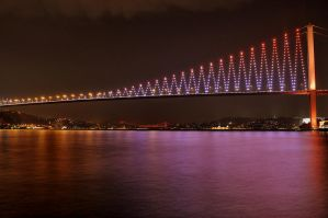 Red Bosphorus by vabserk