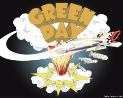 GREEN DAY DOOKIE by stpaulie