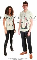 Bird guy for Harvey Nichols 2012. by animabase
