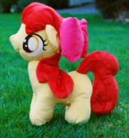 Apple Bloom 13'' -- For Sale! by xBeautifulDreamerx
